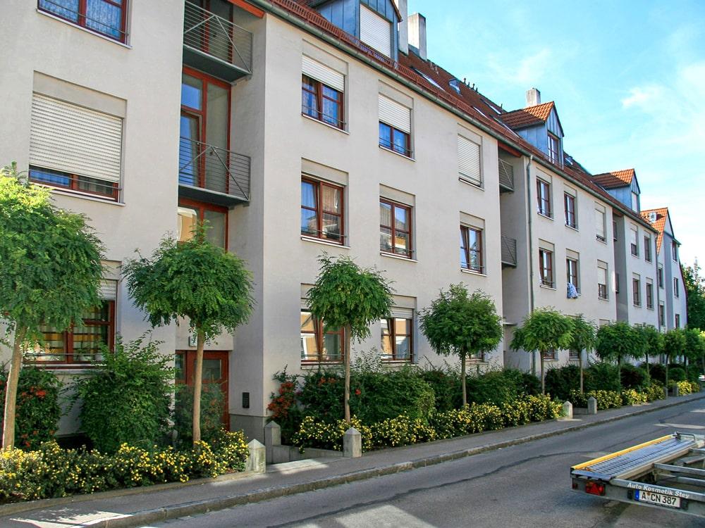 Immobilie der Hausverwaltung Ott in Augsburg